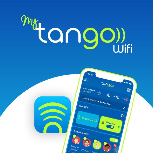 My internet | TANGO